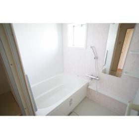 南林間ハイライズ 701号室の風呂