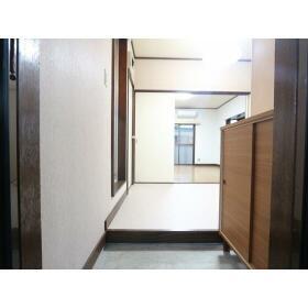 ハイツ多慶 203号室のトイレ