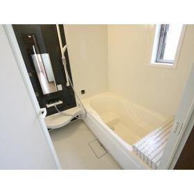 柳橋2丁目ハウスの風呂
