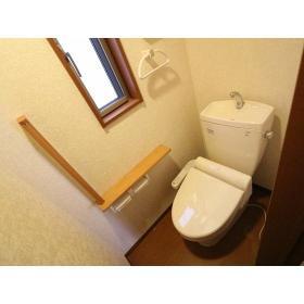柳橋2丁目ハウスのトイレ