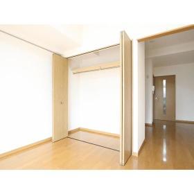 サンケイハイツ柳橋 203号室の収納
