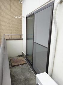フランバン壱参 301号室のバルコニー