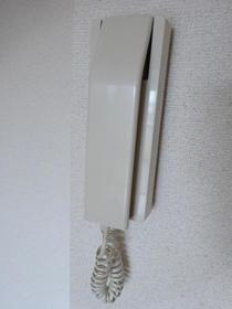 フランバン壱参 301号室のセキュリティ