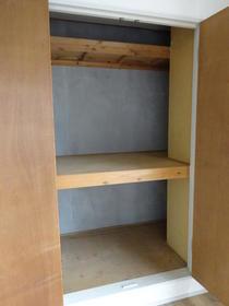 フランバン壱参 301号室の収納