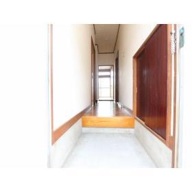 第2ビラヒロセ 101号室の玄関