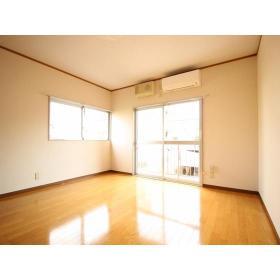 上野ハイツ2F 206号室のリビング