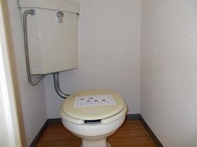 サンモール相模 201号室のトイレ