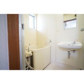 Kハウス 201号室の風呂