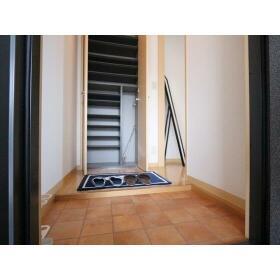 ハイラーク桜ヶ丘Ⅷ 202号室の玄関