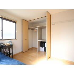 ハイラーク桜ヶ丘Ⅷ 202号室の収納