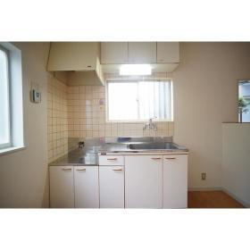 レジデンテ プリマベーラ 102号室のキッチン