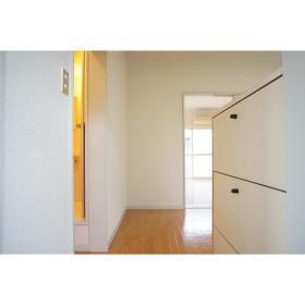 レジデンテ プリマベーラ 102号室の玄関