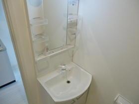 ヒルトップ瀬谷 205号室の洗面所