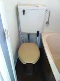 開成ハイツ 103号室のトイレ