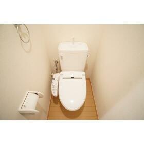 ART南林間 101号室のトイレ