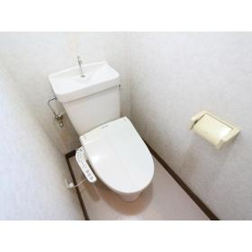 アーバンハイムUⅡ 101号室のトイレ