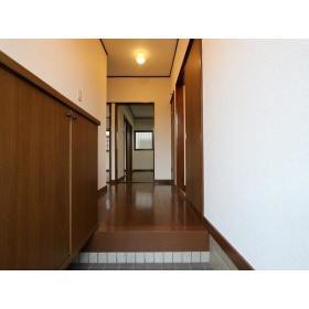 アーバンハイムUⅡ 101号室の玄関