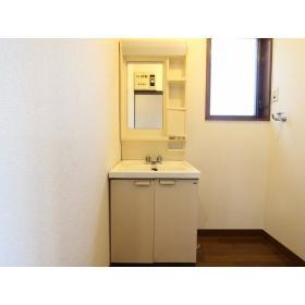 アーバンハイムUⅡ 101号室の洗面所