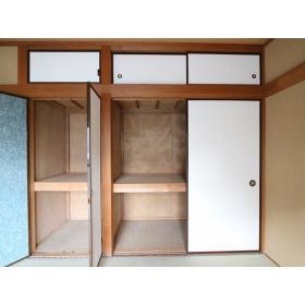 アーバンハイムUⅡ 101号室の収納