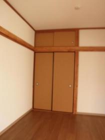 第二メゾンミドリ 103号室の収納