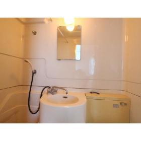 第二小島ビル 303号室の洗面所