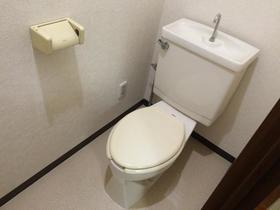 アリエス町田 202号室のトイレ