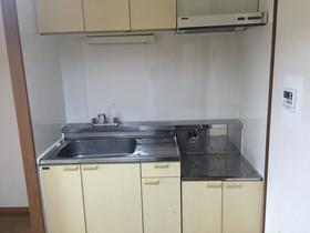 アリエス町田 202号室のキッチン