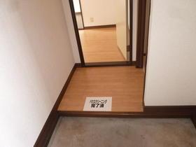 ボヌール深見A 105号室の玄関