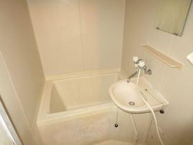 コスモハイツ桜ヶ丘 201 201号室の風呂