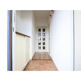 サンハイム桜ヶ丘 103号室の玄関