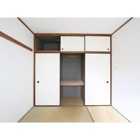 サンハイム桜ヶ丘 103号室の収納