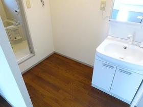 サンガーデン南町田B棟 101号室の洗面所