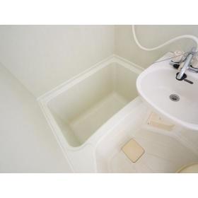 パティオ・HAGI 203号室の風呂