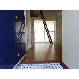 パティオ・HAGI 203号室の玄関