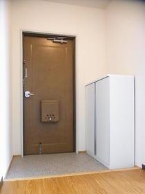 瀬谷レジデンス 502号室の玄関
