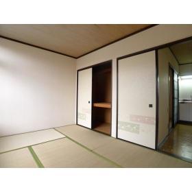 グリーンヴィラ桜ヶ丘 205号室の収納