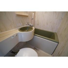 シティハイム大島 0202号室の風呂