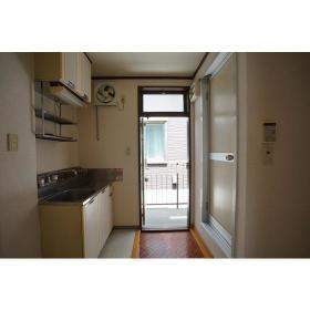 シティハイム大島 0202号室のトイレ