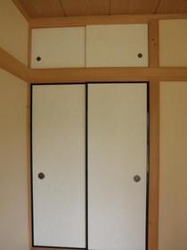 第二メゾンミドリ 101号室の収納