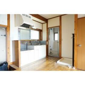 サトウコーポ 101号室のキッチン
