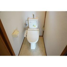 サトウコーポ 101号室のトイレ
