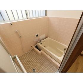 ひろせコーポ 102号室の風呂