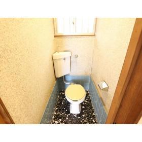ひろせコーポ 102号室のトイレ