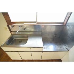 チトセコーポ 101号室のキッチン