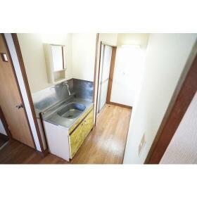 チトセコーポ 101号室のトイレ