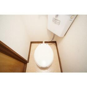 チトセコーポ 101号室の洗面所