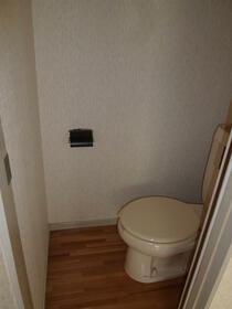 パールマンション 207号室のトイレ