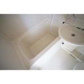 フレクション南林間 502号室の風呂