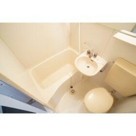 マリーンパレスⅠ 201号室の風呂