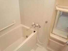 ブロード大和 204号室の風呂